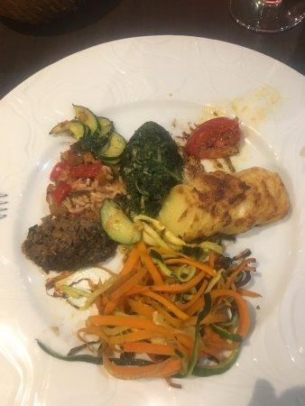 Restaurant qg dans quimper avec cuisine fran aise for Cuisine quimper