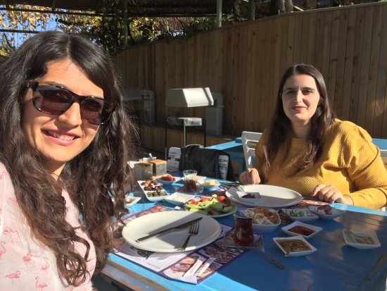 Kirazli, تركيا: Sultan Sofrası Vadi Kuşadası