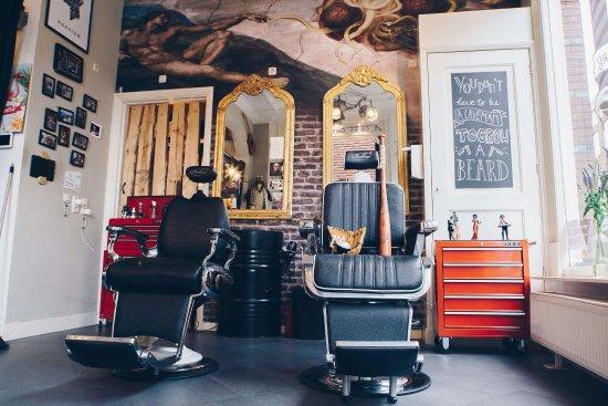 Guru Shop De barber shop picture of de baard guru haarlem tripadvisor