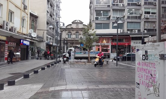 Chrimatistiriou Square