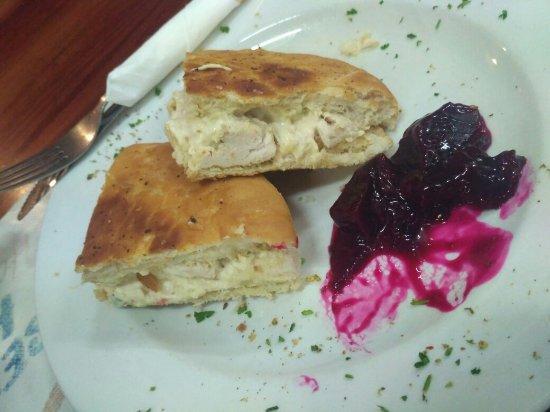 Baruch's Roastery & Restaurant : Very tasty!