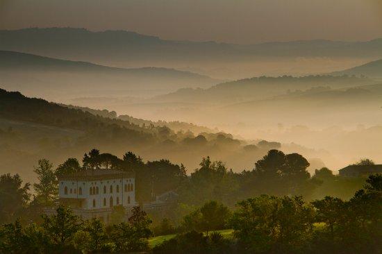 Casale Marittimo, Italien: Villa Ricrio