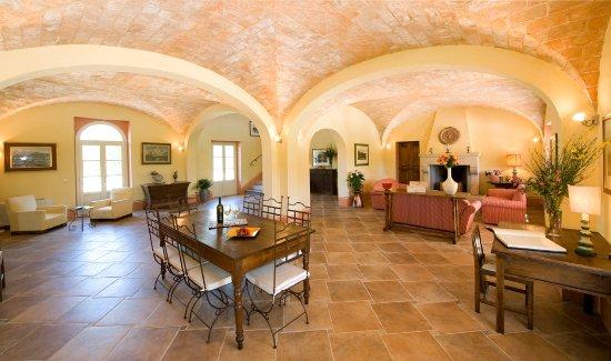 Casale Marittimo, Włochy: Villa Bacio