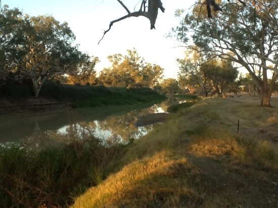 Innamincka, Австралия: Cooper Creek