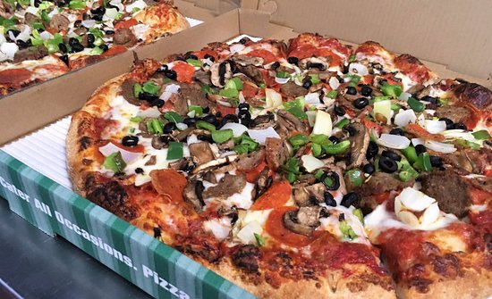 Newbury Park, Kalifornien: I think pizza is the ultimate comfort food.