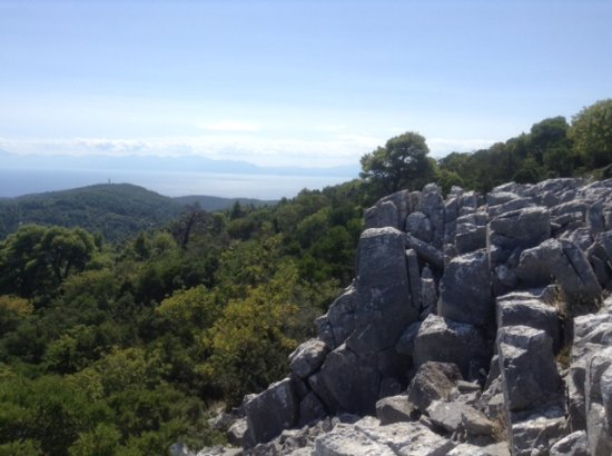 Sedoukia Pirate Graves : The highest point