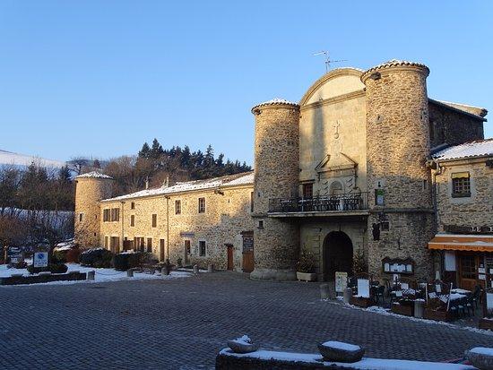 Carthusian monastery of Sainte-Croix-en-Jarez