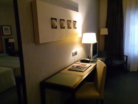 Hotel Macià Real de la Alhambra : ホテル マシア レアル デ ラ アルハンブラ