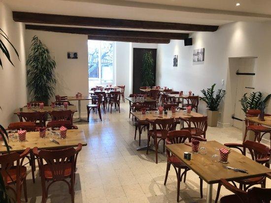 Mouries, France: Cafe du Commerce