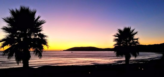 Spyglass Inn: You can't beat the sunsets.