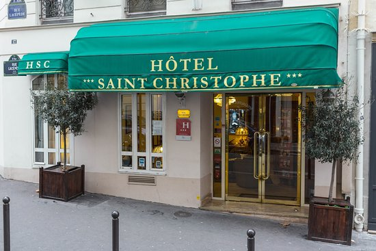 Hotel Saint Christophe - Updated Prices  Reviews  U0026 Photos  Paris  France