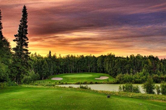 Waskesiu, Καναδάς: 27 Hole Championship Golf Course