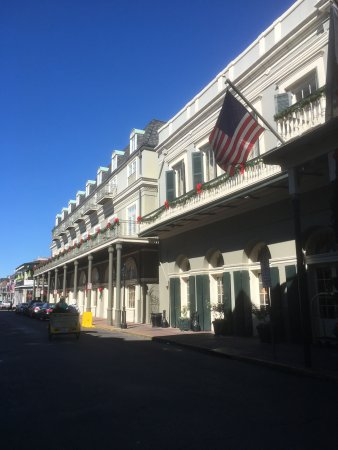Cheap Hotel In The French Quarter Of New Orleans La