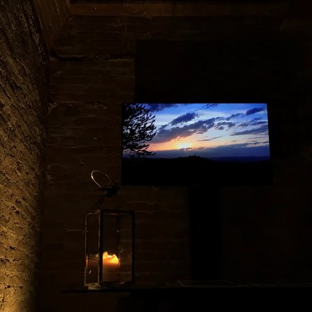 Agliano Terme, Italië: Sala relax