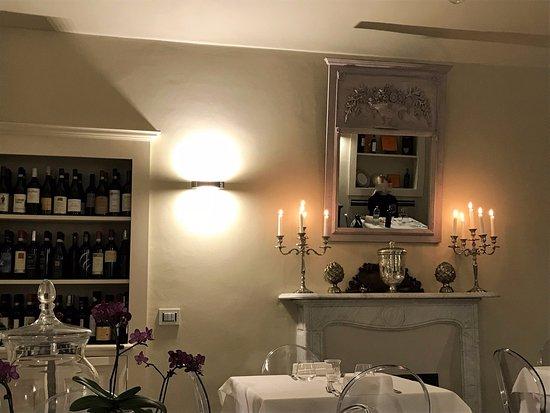 Agliano Terme, อิตาลี: La sala ristorante