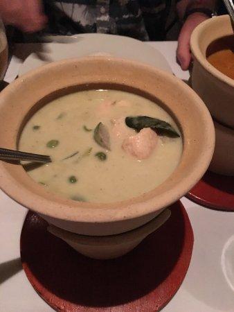 On The Rocks - Marina Phuket Resort: Green curry