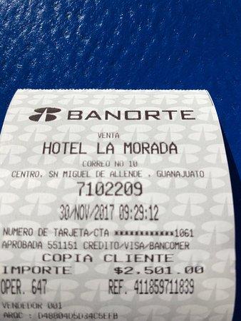 La Morada Hotel: photo0.jpg