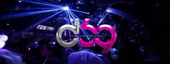 Chora, Greece: Disco 69 nightclub