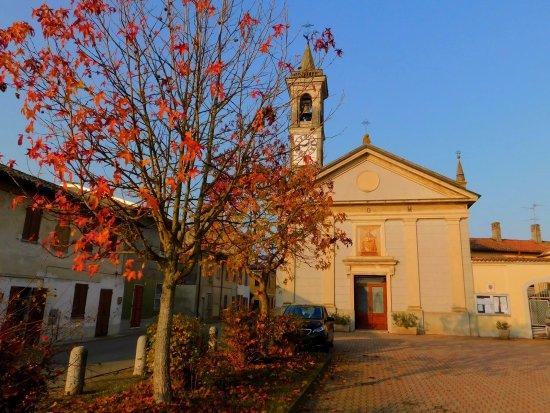Spessa, Ιταλία: La Chiesa   di Sant'Agostino