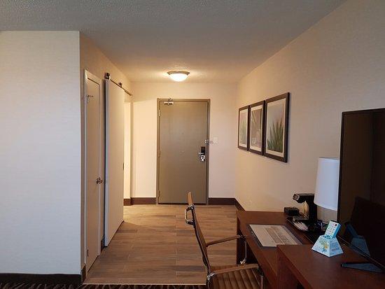 ออชาวา, แคนาดา: King Accessible room