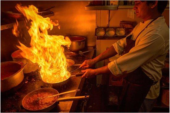 Clay Cross, UK: Chef