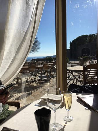 Cabris, France: Gorgeous lunch