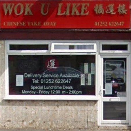Fleet, UK: Wok U Like