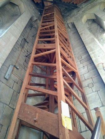 Σόλσμπερι, UK: Climb the steps of the tower
