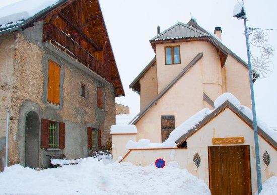 Serre-Chevalier, Francia: Outside view