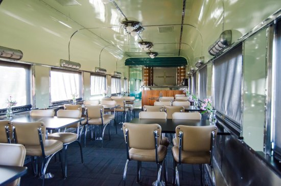 ซีดาร์พาร์ค, เท็กซัส: Lounge Car- the Nambe