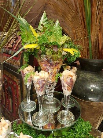 Pharaoh Cafe & Restaurant: Hyvä kalapöytä torstaina ja perjantaina. Good Food.
