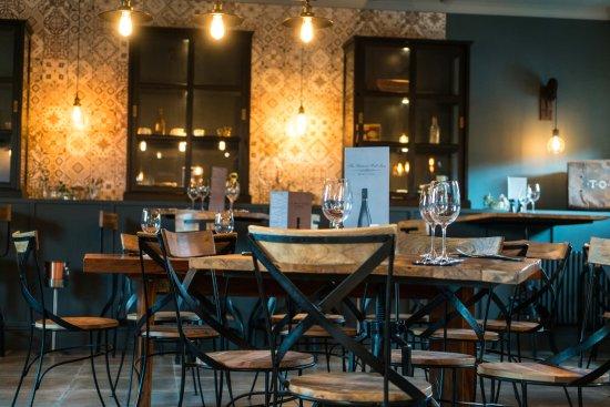 The Pledwick Well Inn Gastro Pub: Our restaurant