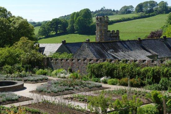 Buckland Monachorum, UK: Das Cider House auf dem Gelände der Buckland Abbey