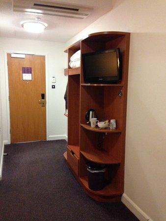 Foto de Premier Inn London County Hall Hotel