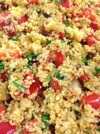 Bouches-du-Rhone, Francia: Salade taboulé