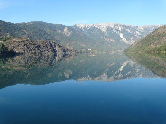 Lillooet, แคนาดา: Seton Lake