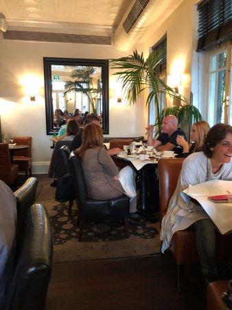 Hotel Montefiore: המסעדה