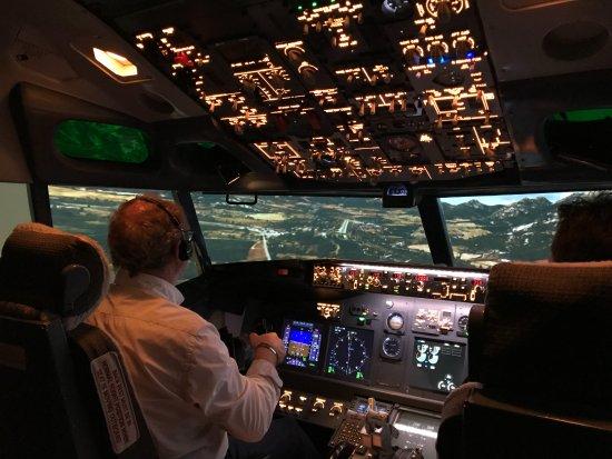 Flight Experience : Piste 18 à Calvi