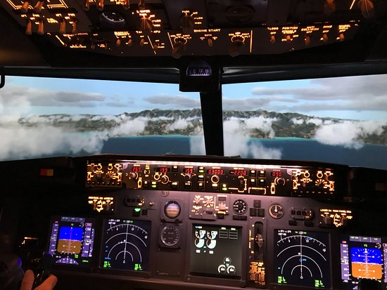 Flight Experience : La Corse en vue