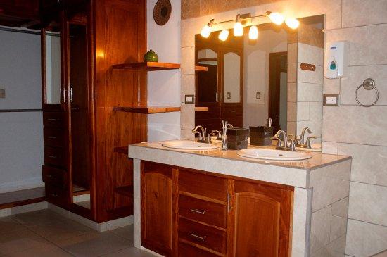 Rivas, Nicaragua: Suiite Matrimonial- Master Bath