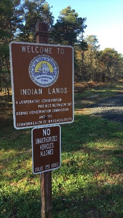 Indian Lands Conservation Area