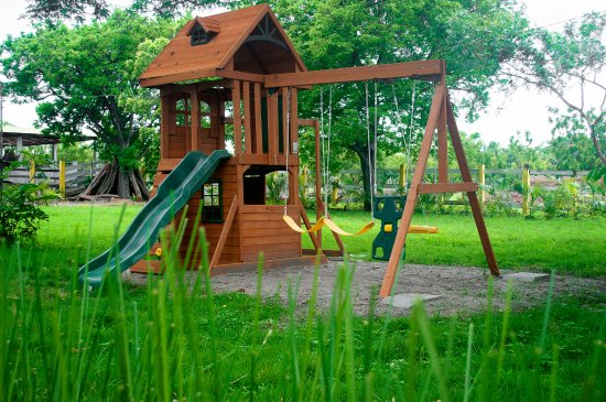 Rivas, Nicaragua: Play Zone for kids