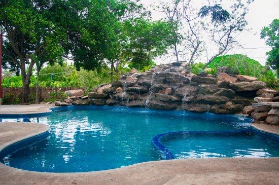 Rivas, Nicaragua: Restaurant Pool and Terrace