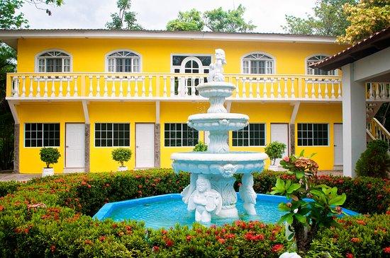 Beautiful Hotel Restaurant in Rivas, Nicaragua
