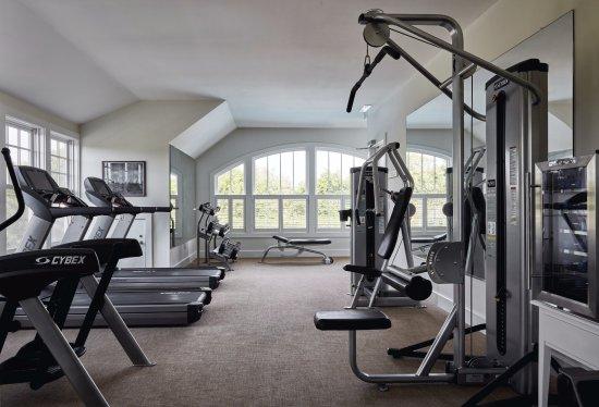 St. Michaels, MD: Fitness Center