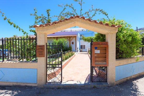 Vlycha, Griechenland: Είσοδος