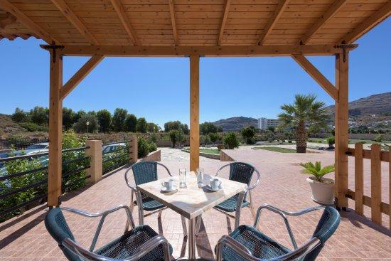 Vlycha, Griechenland: Διαμέρισμα Superior-Βεράντα-θέα στη θάλασσα