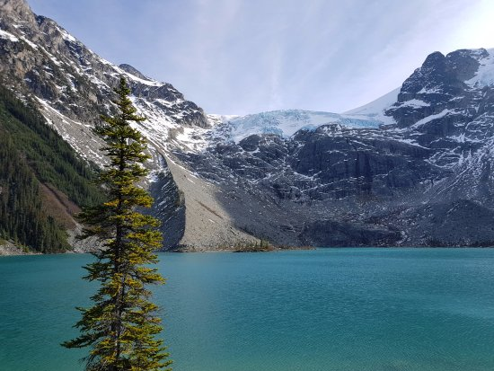 Pemberton, Canada: Top lake