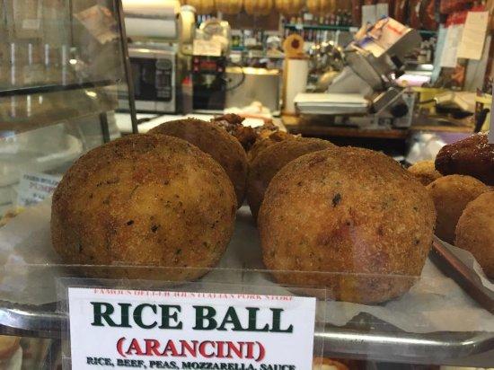 Middletown, NY: Riceballs!