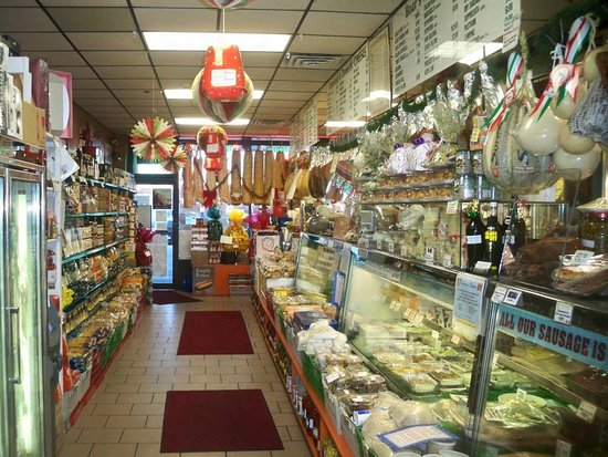 Middletown, Estado de Nueva York: Amazing selection of Italian foods